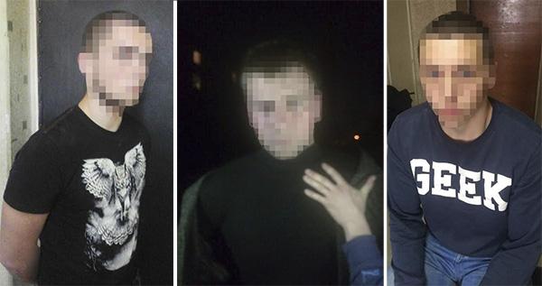 Разбои, изнасилование, избиение полицейского: вХарькове задержали страшную банду