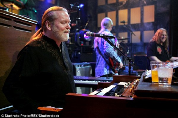 Музыкант Грегг Оллман скончался ввозрасте 69 лет