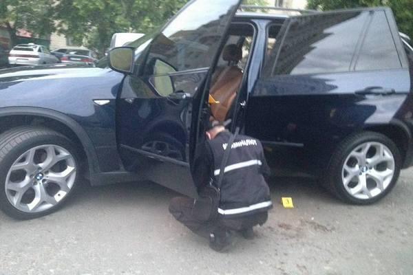 Врайоне Харьковского шоссе вКиеве произошла стрельба