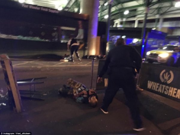 Число погибших теракта встолице Англии возросло до 7-ми человек