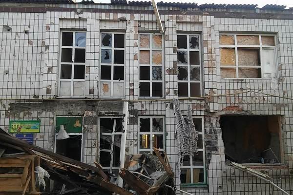 Боевики выпустили десятки мин поСартане Донецкой области