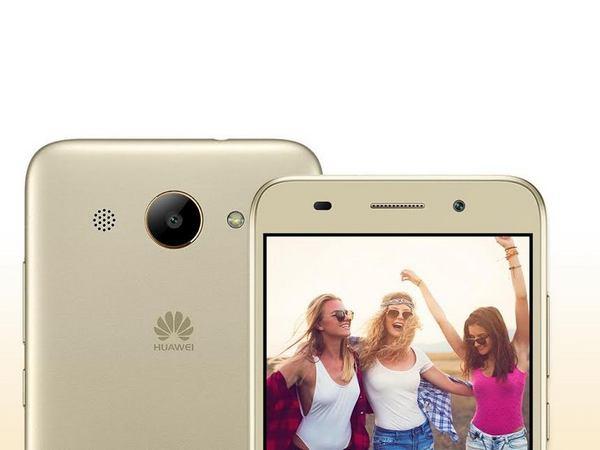 Huawei привезла в Россию смартфон Y5 2017 за 8 тысяч рублей