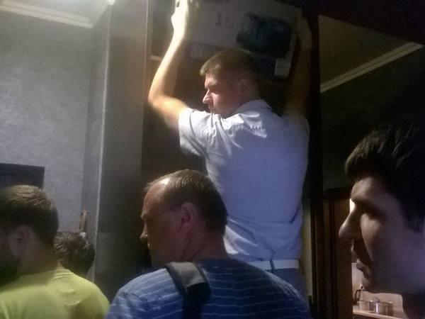 Главного редактора «Страны.ua» Игоря Гужву отправили вовременный изолятор