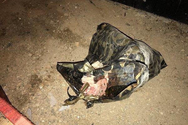 ВОдесской области мать бросила новорожденного ребенка, обернув впакет