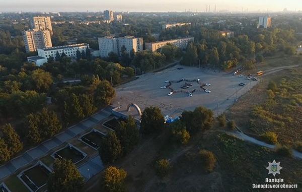 ВЗапорожье ограбили представителя киевской компании - вгороде введен план «Сирена»
