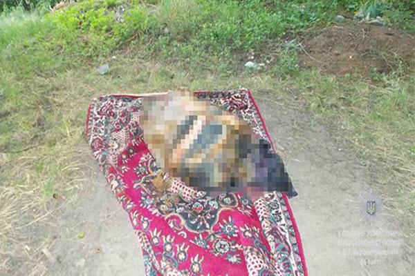 ВДнепропетровской области мужчина полгода прятал вшкафу тело убитой любовницы