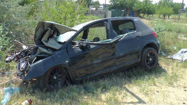 ВХерсонской области случилось ДТП, погибли 4 человека
