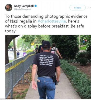Втолпу протестующих вВирджинии въехал автомобиль, есть погибшие