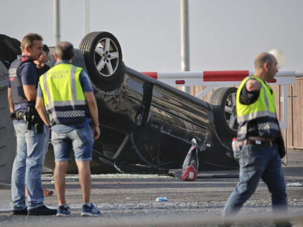 ВИспании обезврежены виновники теракта вБарселоне