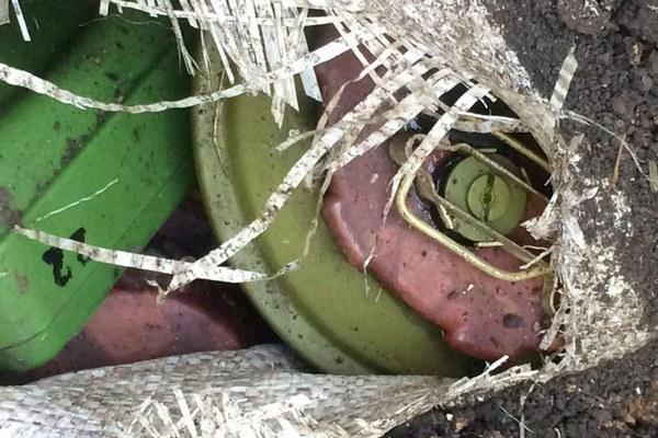 НаДонетчине обнаружили крупный арсенал боеприпасов