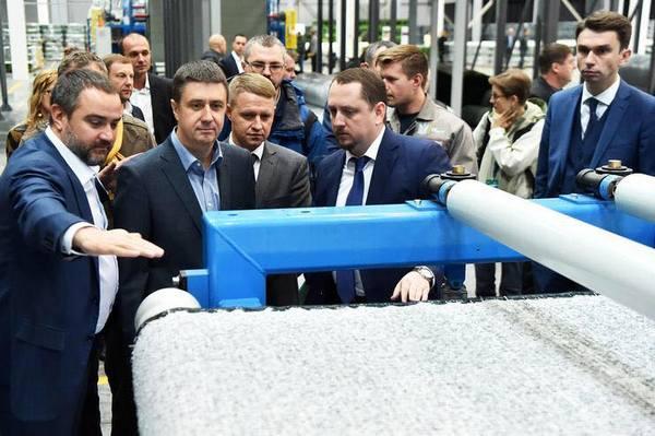 ВУкраинском государстве заработал 1-ый завод попроизводству покрытия для футбольных полей