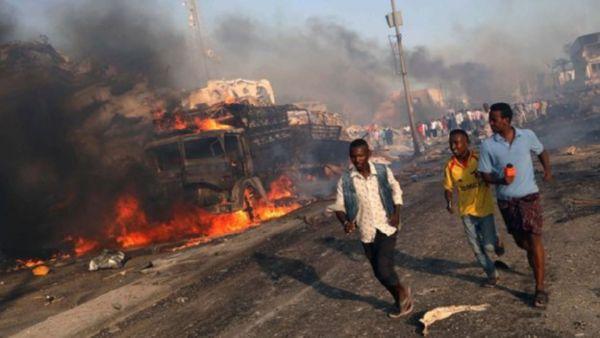 СБООН осудил крупный теракт встолице Сомали
