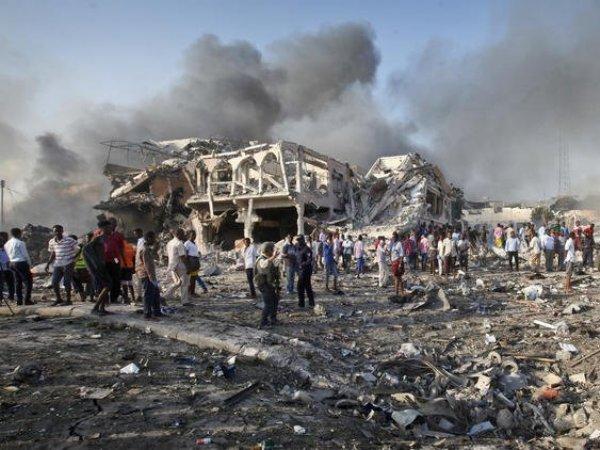 Уже практически 190 жертв— Теракт вСомали