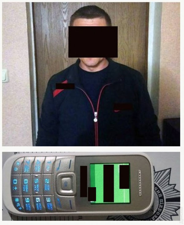 Правоохранители задержали телефонных «минеров»— вОдессе ивКиеве