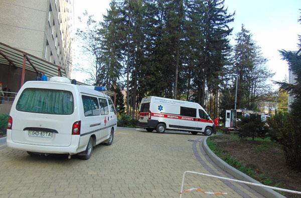 Правоохранители проверят лечение военных вОдесском госпитале