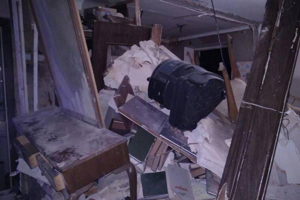 В итоге взрыва вжилом доме вКиеве погибла женщина
