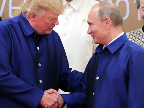 Путин иТрамп опубликовали общее объявление поСирии