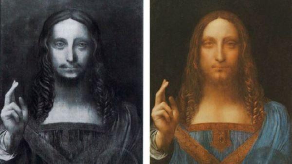 «Спаситель мира» Леонардо даВинчи уйдет смолотка