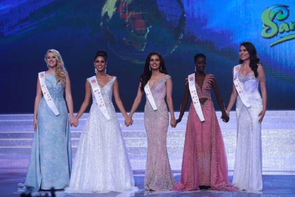 «Мисс Мира 2017» стала брюнетка изИндии