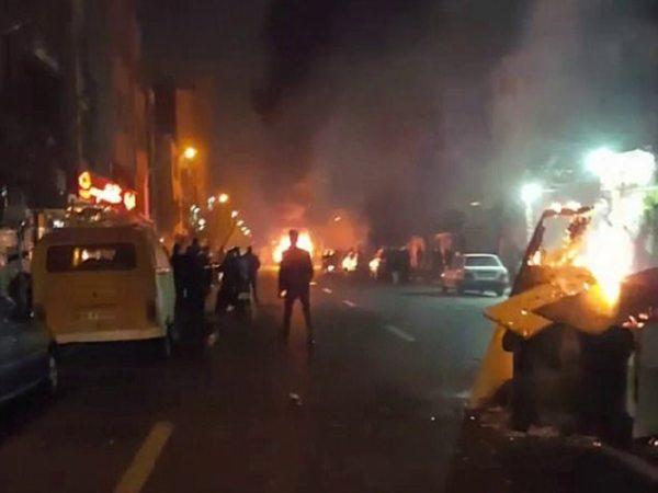Трамп объявил , что протесты вИране ориентированы  против поддержки терроризма