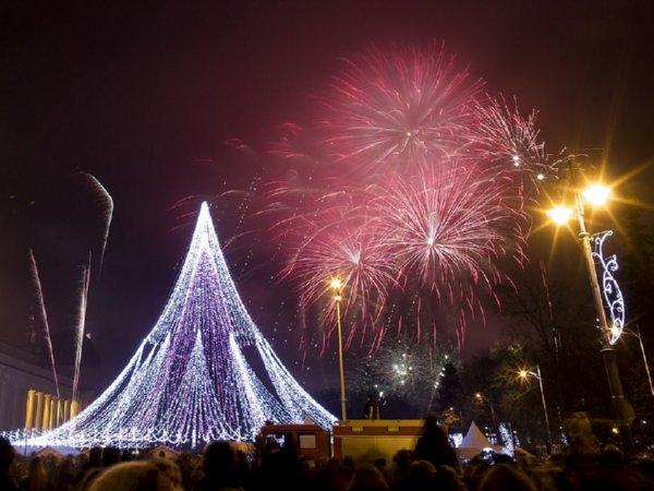 Новогоднее шоу вДубае установило рекорд Гиннесса