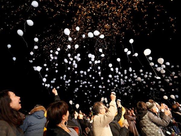 ВДубае прошло рекордное поразмаху лазерное шоу