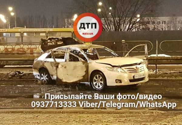 Гитлянская: Гранату в служащих СБУ вКиеве бросил прошлый беркутовец