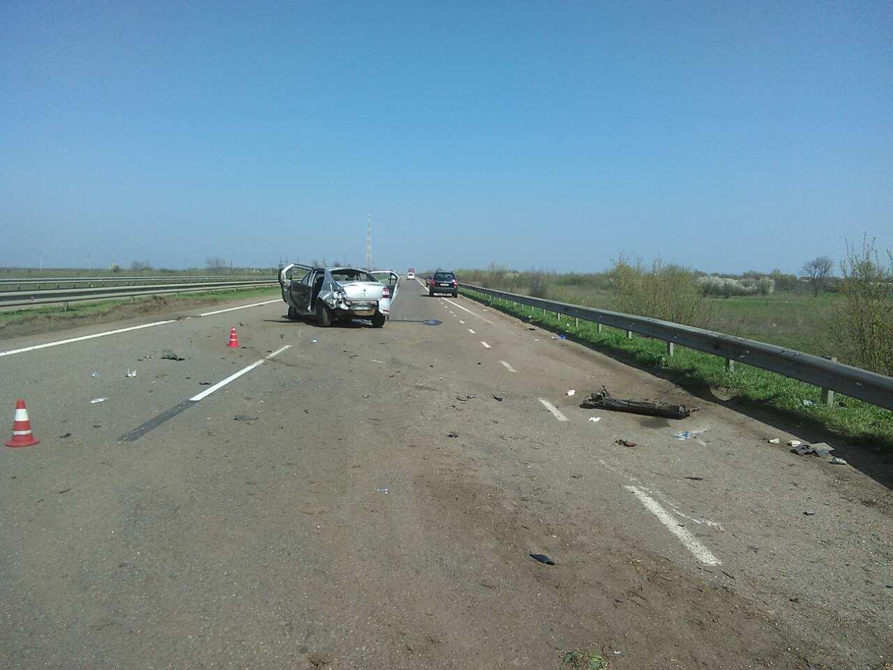 НаКубани шофёр сбил шестерых пешеходов и исчез сместа ДТП