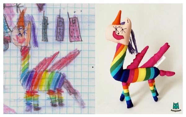 талисман школы рисунок