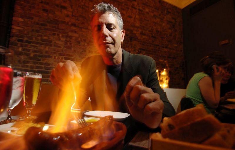 Звездный шеф-повар иведущий Энтони Бурден покончил ссобой