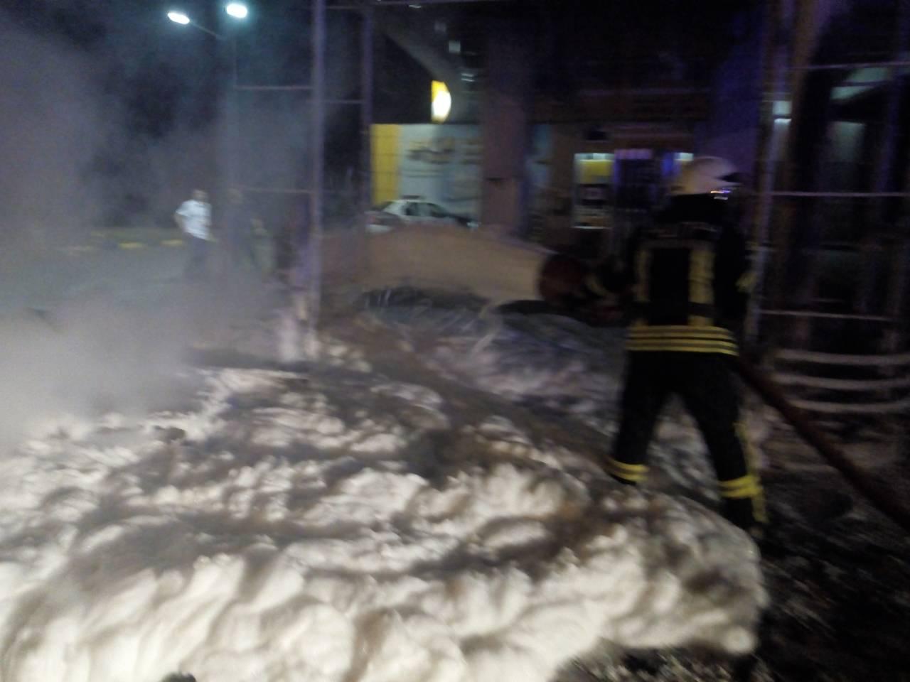 Не вынул шланг. Под Киевом на Житомиркой трассе взорвалась АЗС ( видео)