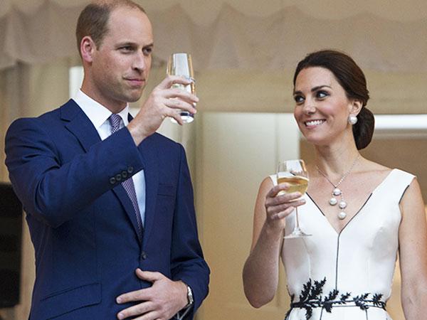 Уильям, Кейт и дети: как герцог и герцогиня провели романтический вечер на острове Мюстик