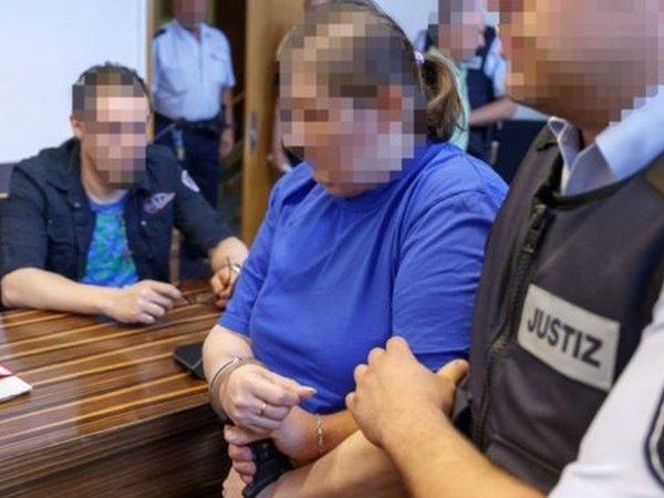 Продавшая своего девятилетнего сына педофилу мать приговорена к 12,5 годам тюрьмы