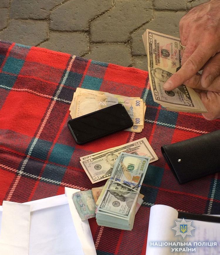 Начальника Департамента налогов и сборов с физлиц ГФС задержали в Киеве на взятке в 20 тыс. долларов, - Луценко (обновлено). ФОТОрепортаж