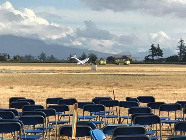 Крушение самолета в Канаде: есть пострадавшие
