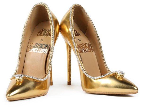 В Дубае выставили туфли стоимостью 17 млн долларов, фото-1