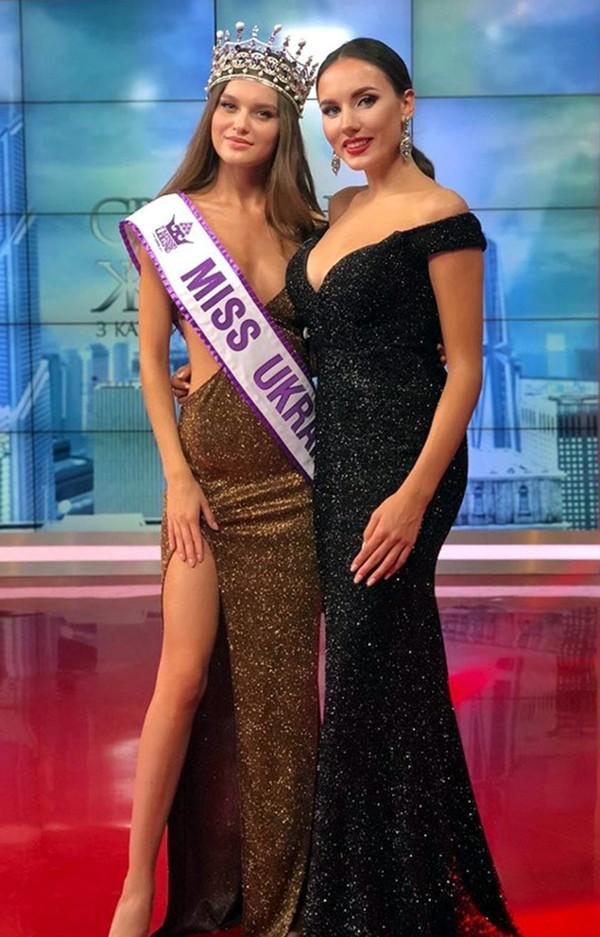 Мисс Украины-2018: Я выросла в часе езды от Геническа и моря