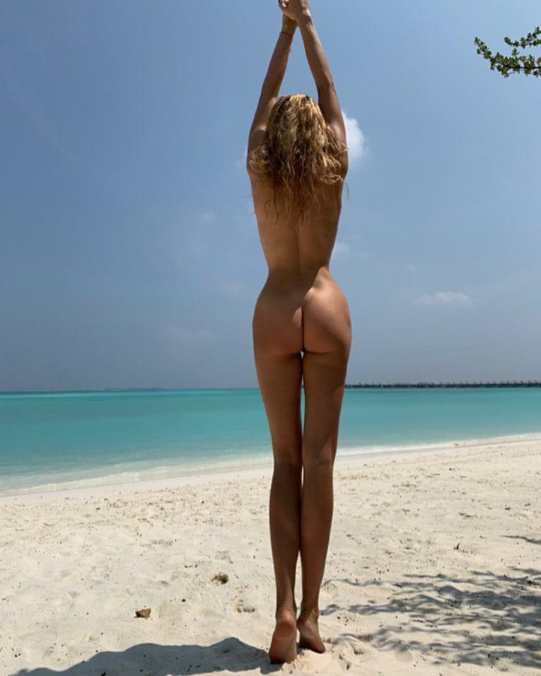 оля полякова голая фото