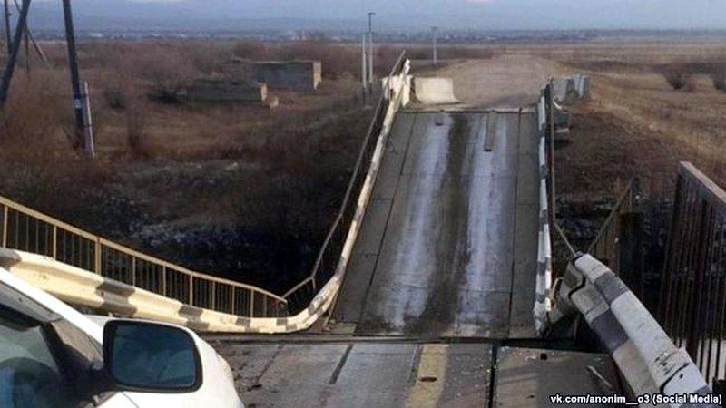 МинВОТ: Ж/Д сообщение через Керченский пролив под угрозой срыва