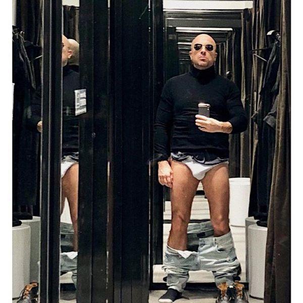 Фанаты неоценили фотокарточку Нагиева без штанов