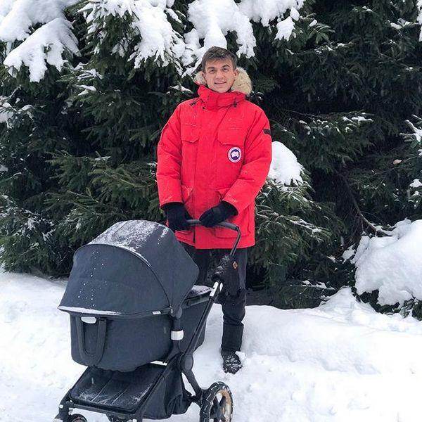 Супруг Тодоренко умилил почитателей фото сноворожденным сыном— небольшой комочек