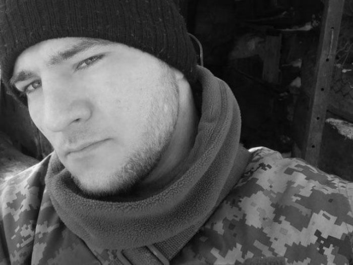 На Донбассе простились с погибшим от вражеского обстрела воином