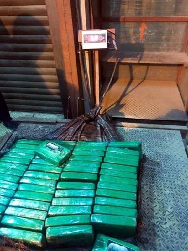 В одном из портов Одесской области изъяли 200 кг кокаина на 35 миллионов долларов