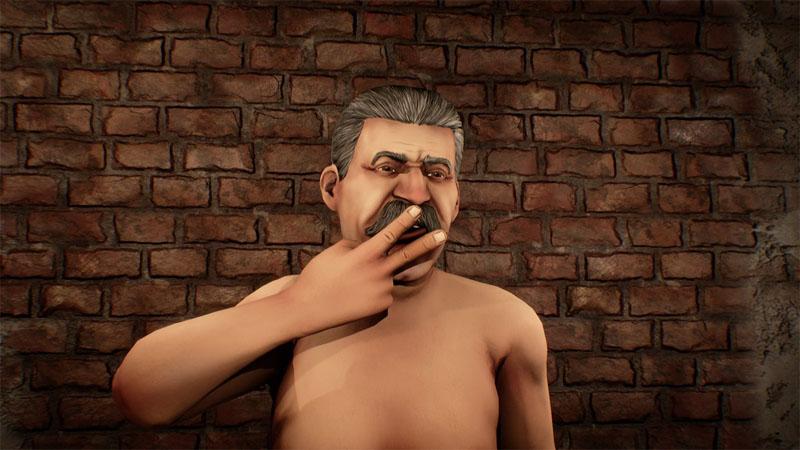 В России разгорелся скандал вокруг игры «Секс со Сталиным»: не обошлось без упоминания Украины