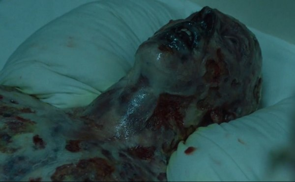 Восхитительный ужасающий грим из сериала Чернобыль / Chernobyl (18+)