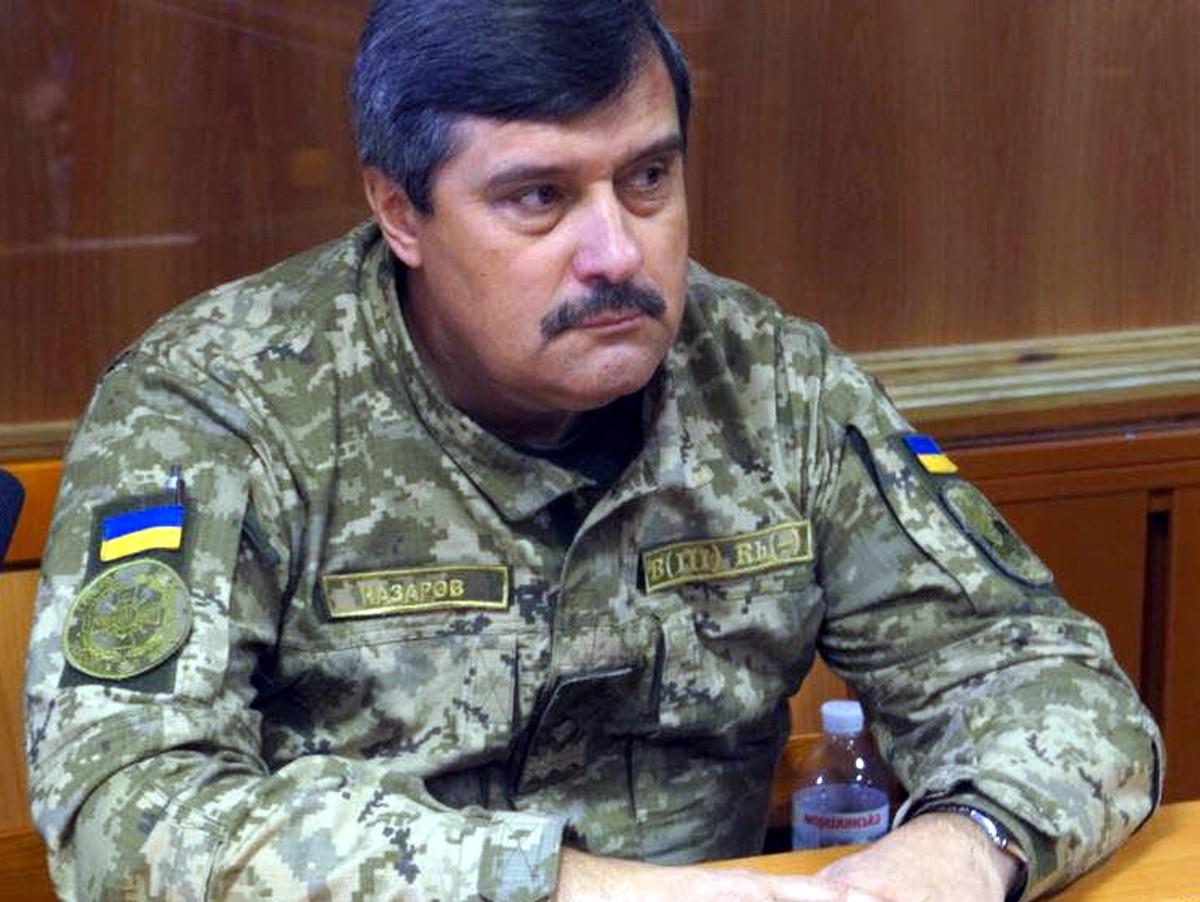 Генерал Назаров: Моя совесть чиста перед памятью бойцов, погибших в сбитом над Луганском Ил-76, и перед Богом, фото-1