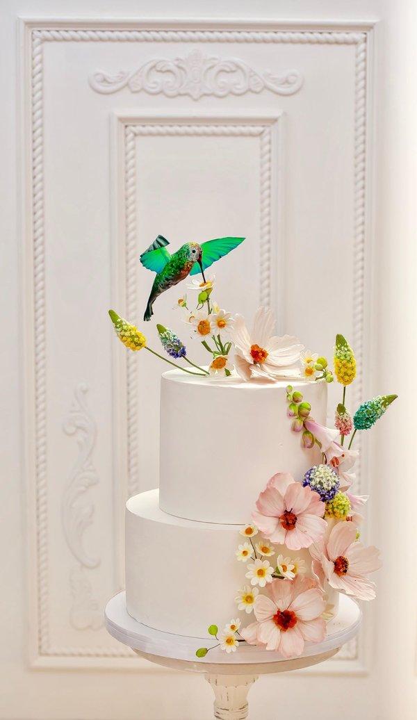 Самые необычные торты: все детали съедобны