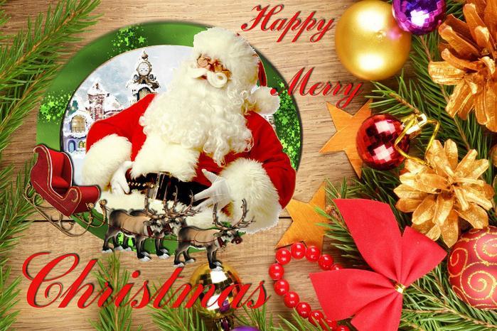 Рождественские поздравления - Страница 2 13304