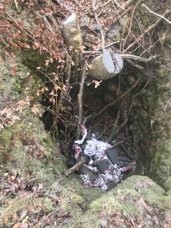 У Польщі невідомі поглумилися над могилою воїнів УПА