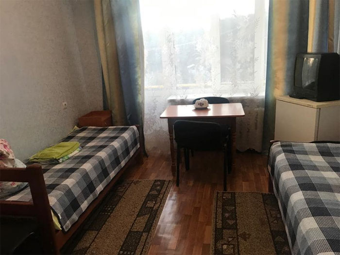 Геращенко показав санаторій для евакуйованих з Китаю